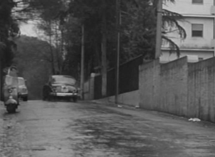 Lambretta LD in Eva, Movie, 1962