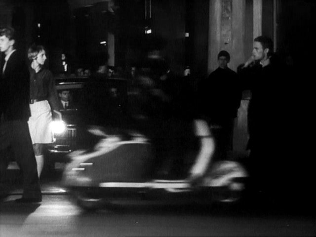 Lambretta LD in Jowita, Movie, 1967