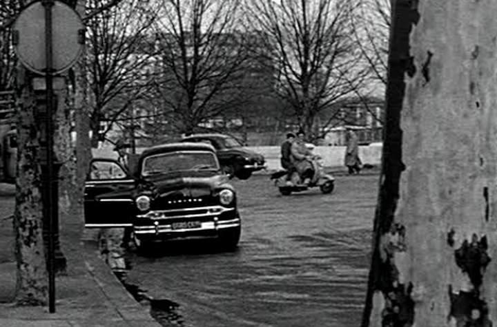 Lambretta LD in Du rififi chez les hommes, Movie, 1955