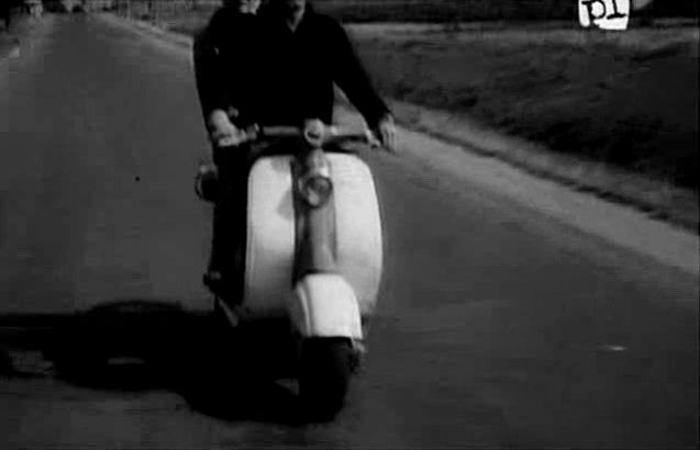 Lambretta LD in Katastrofa, Movie, 1965